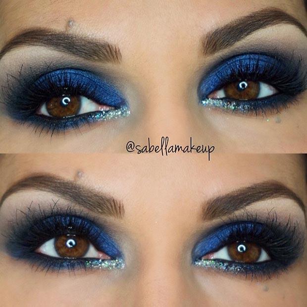 eye makeup tips blue eyes brown hair mugeek vidalondon